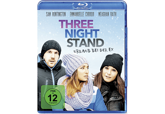 Three Night Stand [Blu-ray]