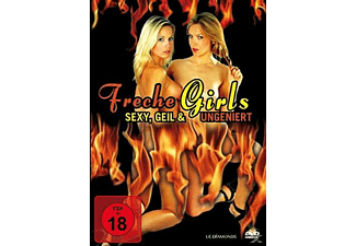 Freche Girls-Sexy,Geil & Ungeniert [DVD]