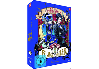 Black Butler: Book of Circus - 3.Staffel - Vol.1 [DVD]