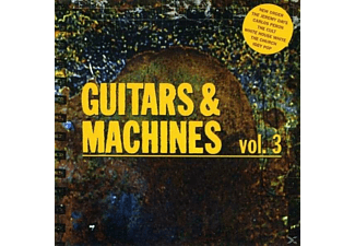 VARIOUS - Guitars & Machines Vol. 3 - (CD)