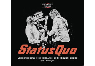 Status Quo - Collector's Package-Under Influence/Fourth Chord [CD]