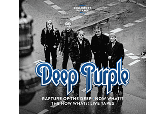 Deep Purple - Collector's Package - Rapture Of The Deep / Now What?! / Live Tapes [CD]