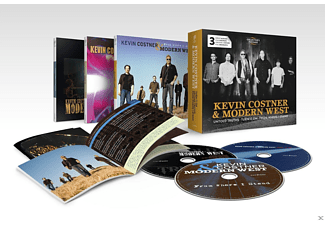 Kevin Costner, Modern West - Collector's Package-Untold Truths/Turn It On/ [CD]