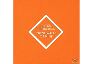 Peter Broderick - These Walls Of Mine [CD]