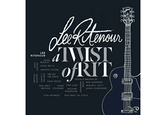 Lee Ritenour - A Twist of Rit - (CD)