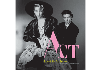Act - Love & Hate - (CD)