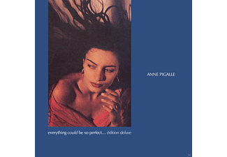 Anne Pigalle - Everything Could Be So Perfect (2cd Deluxe Edition [CD]