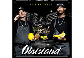 Lx & Maxwell - Obststand [CD]
