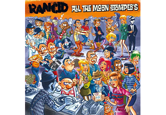 Rancid - All The Moonstompers - (CD)