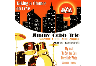 Jimmy Cobb Trio - Taking A Chance On Love - (CD)