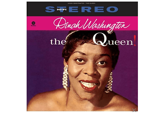 Dinah Washington - The Queen+2 Bonus Tracks (Ltd.Edt 180g Vinyl) [Vinyl]