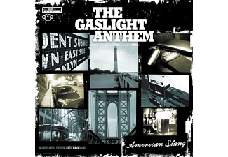 The Gaslight Anthem - American Slang (Limited Colored Edi - (LP + Download)