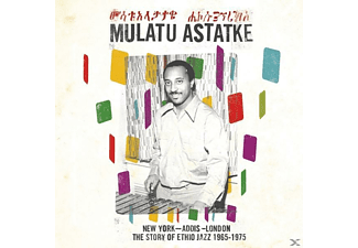 Mulatu Astatke - New York-Addis-London/ The Story Of Ethio Jazz 1965-1975 - (CD)