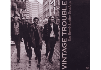 Vintage Trouble - The Bomb Shelter Sessions [CD]