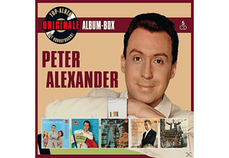 Peter Alexander - Originale Album-Box - (CD)