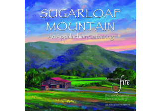 Apollos Fire - Sugarloaf Mountain - (CD)