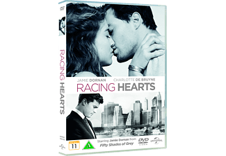 Racing Hearts Drama DVD