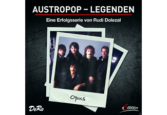Opus - Austropop-Legenden - (CD)