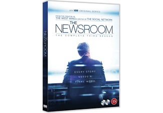 The Newsroom S3 Drama DVD