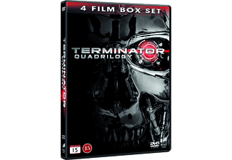 Terminator 1-4 Box Action DVD