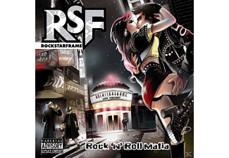 Rockstar Frame - Rock'n'roll Mafia - (CD)