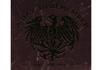 A Day To Remember - For Those Who Have Heart (Re-Release) - (DVD)