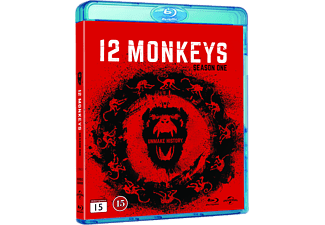 12 Monkeys S1 Thriller Blu-ray
