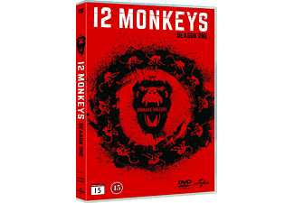 12 Monkeys S1 Thriller DVD