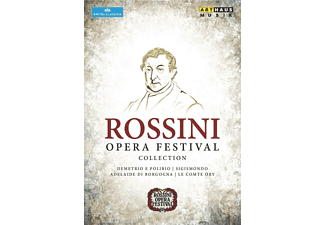 VARIOUS, Orchestra Sinfonica G. Rossini, Orchestra & Chorus Of The Teatro Comunale Di Bologna, Prague Chamber Choir - Rossini Opera Festival [DVD]