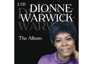 Dionne Warwick - The Album - (CD)