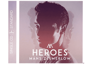 Måns Zelmerlöw - Heroes (2-Track) [5 Zoll Single CD (2-Track)]