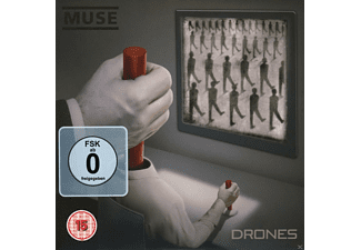Muse -  Drones [CD + DVD]