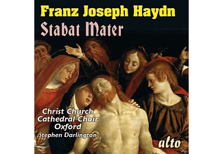 Jeni Bern, Jeanette Ager, Andrew Carwood, Giles Underwood, David Goode, Oxford Choir Of Christ Church Cathedral, London Musici - Stabat Mater [CD]