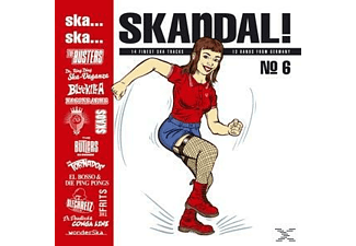 Various - Ska, Ska, Skandal No.6 [CD]