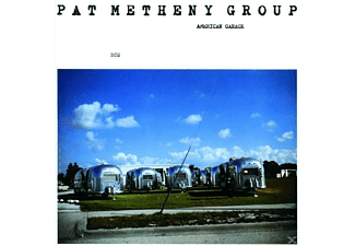 Pat Metheny, Pat Metheny Group - American Garage (Touchstones) - (CD)