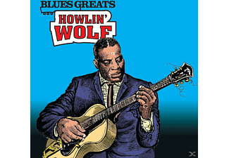 Howlin' Wolf - Blues Greats: Howlin' Wolf [CD]