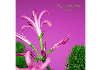 VARIOUS - Pop Ambient 2014 (Lp+Cd) - (LP + Bonus-CD)