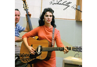 Wanda Jackson - Rockabilly Queen [LP + Bonus-CD]