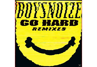 Boys Noize - Go Hard-The Remixes - (Vinyl)