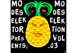 Modeselektor Proudly Presents - Modeselektion Vol.3 - (Vinyl)