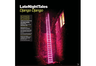 Django Django - Late Night Tales (2lp+Mp3/180g) [LP + Download]