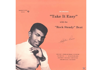 Hopeton Lewis - Take It Easy With The Rock Steady Beat - (Vinyl)