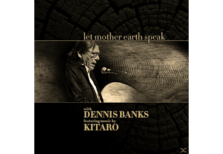 Dennis Banks, Kitaro - Let Mother Earth Speak [CD]