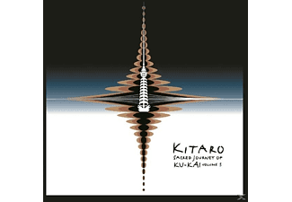 Kitaro - Sacred Journey Of Ku-Kai 3 [CD]
