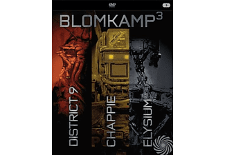 Chappie / District 9 / Elysium | DVD