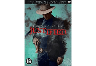 Justified - Seizoen 4 | DVD