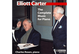 Charles Rosen - The Complete Music For Piano - (CD)