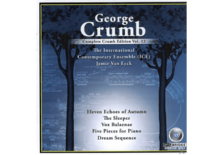 VARIOUS - George Crumb: Complete Crumb Edition, Vol. 12 - (CD)