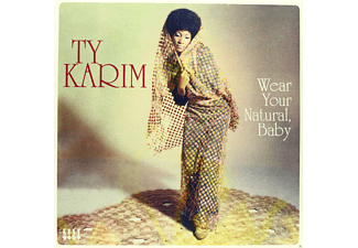 Ty Karim - Wear Your Natural, Baby - (Vinyl)