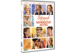 Hotell Marigold 2: The Second Best Exotic Marigold Hotel Dramakomedi DVD
